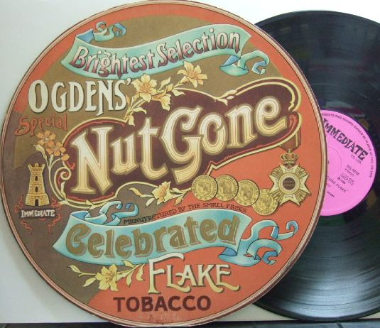 【英Immediate】Small Faces/Ogdens' Nut Gone Flake