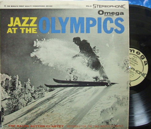 【米Omega】Ralph Sutton/Jazz At The Olympics