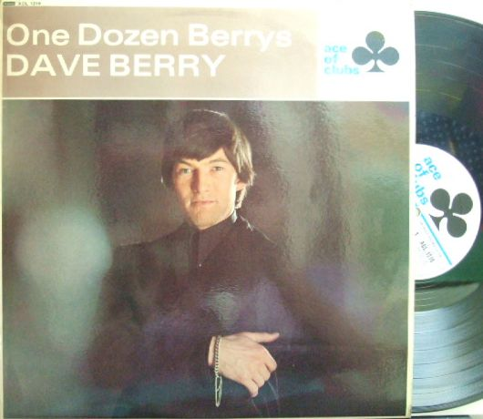 【英Ace of Clubs mono】Dave Berry/One Dozen Berrys
