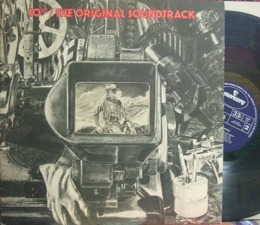 【英Mercury】10cc/The Original Soundtrack