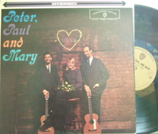 【米Warner Bros】Peter Paul and Mary/Same