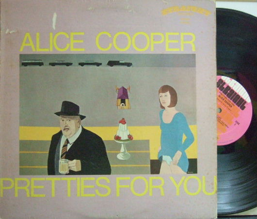 【米Straight】Alice Cooper/Pretties for You