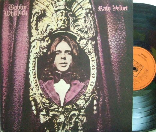 【英CBS】Bobby Whitlock/Raw Velvet (ex Derek & The Dominos)