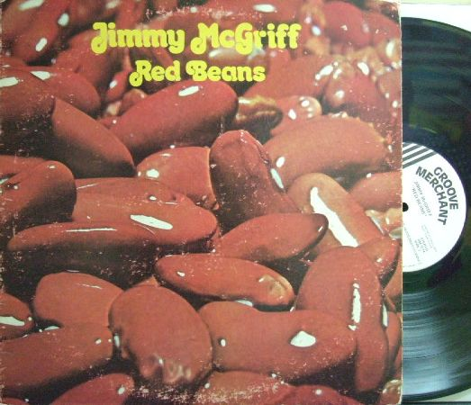【米Groove Merchant】Jimmy McGriff/Red Beans (promo)