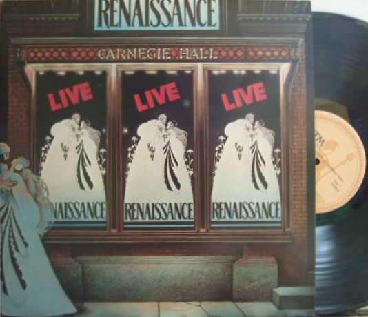 【英BTM】Renaissance/Live At Carnegie Hall (2LP)