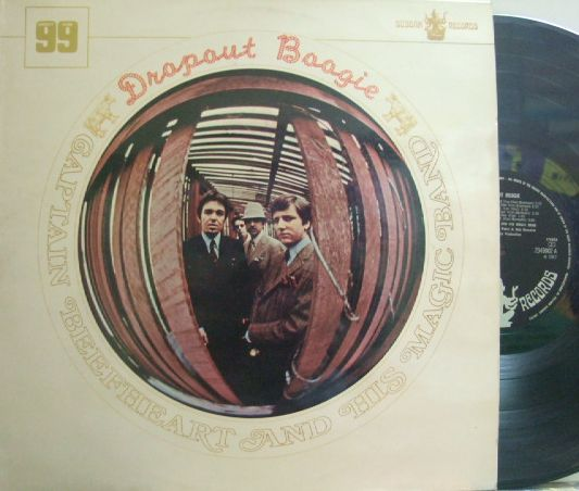 【英Buddah】Captain Beefheart/Dropout Boogie (Safe As Milk) (Ry Cooder)