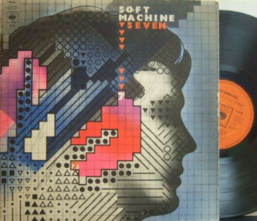 【英CBS】Soft Machine/7 Seven