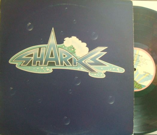 【英Island】Sharks/First Water (Andy Fraser, Chris Spedding, etc)