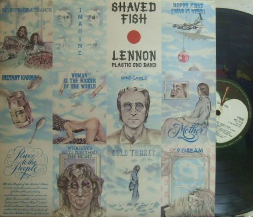 【英Apple】John Lennon/Shaved Fish