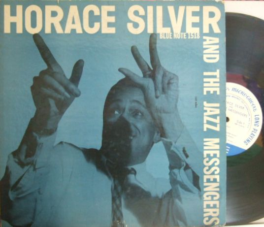 【米Blue Note Lexington mono】Horace Silver/And The Jazz Messengers (1518)