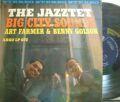 【米Argo mono】Art Farmer and Benny Golson - Jazztet/Big City Sounds
