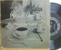 【米Decca 10' mono】Peggy Lee/Black Coffee