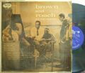 【米EmArcy mono】Clifford Brown and Max Roach/Brown and Roach Incorporated