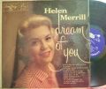 【米EmArcy mono】Helen Merrill/Dream of You (Gil Evans, Art Farmer, etc)