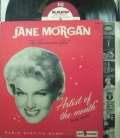 【米Kapp mono】Jane Morgan/The Fascination Girl - Artist of The Month (Radio Station Sampler)