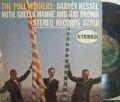 【米Stereo Records】Barney Kessel/The Poll Winners (Ray Brown, Shelly Manne)