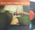 【米Columbia 6eye mono】Miles Davis/Porgy And Bess