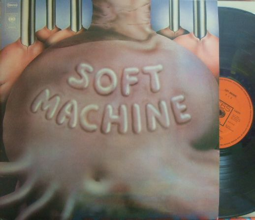 【英CBS】Soft Machine/Six (2LP)