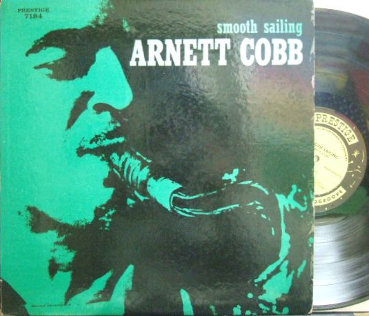 【米Prestige mono】Arnett Cobb/Smooth Sailing