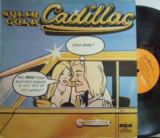 【英RCA】Solid Gold Cadillac/Same (Mike Westbrook, Phil Minton, Chris Spedding, Roy Babbington, etc)