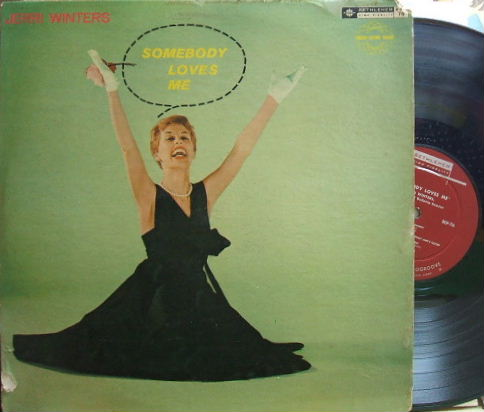 【米Bethlehem mono】Jerri Winters/Somebody Loves Me