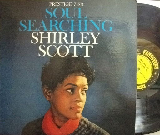 【米Prestige mono】Shirley Scott/Soul Searching