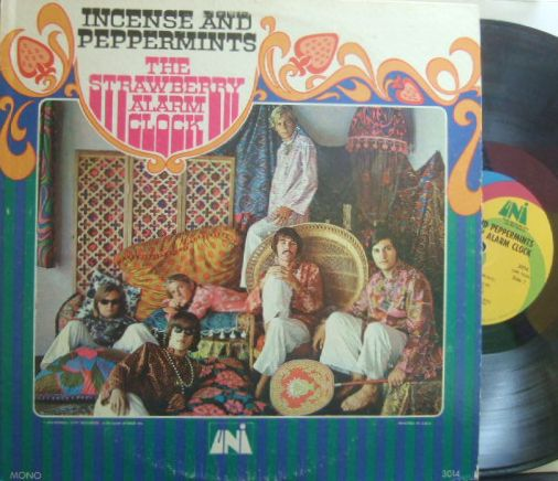 【米Uni】The Strawberry Alarm Clock/Incense And Peppermints