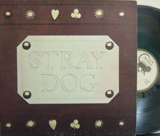 【英Manticore】Stray Dog/Same (Greg Lake produced)