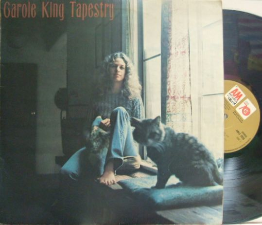 【英Ode/A&M】Carole King/Tapestry