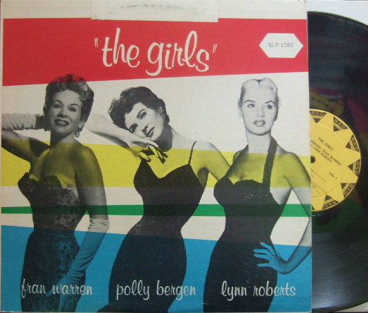 【米RKO】Fran Warren, Polly Bergen, Lynn Roberts/The Girls