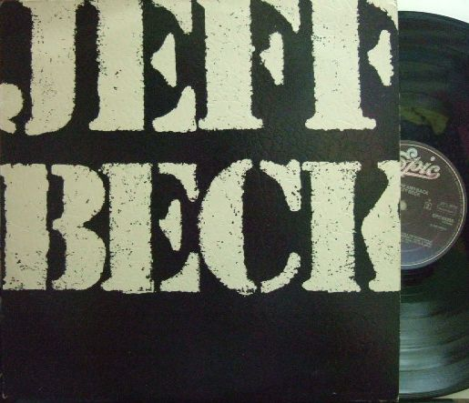 【蘭Epic】Jeff Beck Group/There & Back