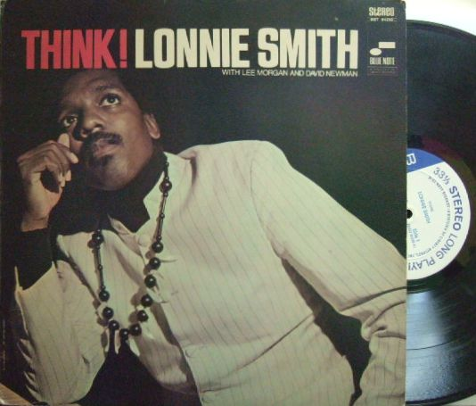 【米Blue Note】Lonnie Smith/Think! (Lee Morgan, David Newman, etc)