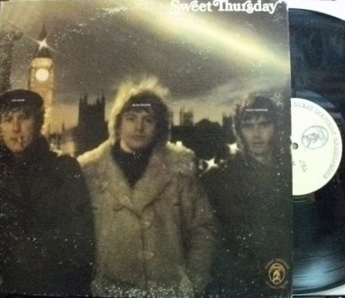 【米Great Western Gramophone】Sweet Thursday (Jon Mark, Nicky Hopkins, etc)
