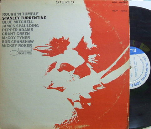 【米Blue Note NY】Stanley Turrentine/Rough 'N Tumble