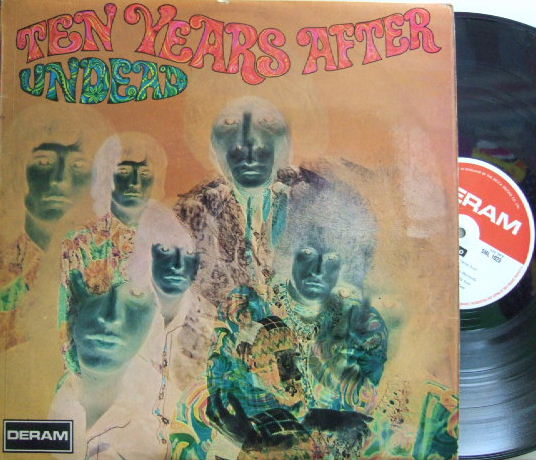 【英Deram】Ten Years After/Undead