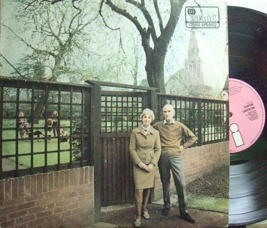 【英Island】Fairport Convention/Unhalfbricking