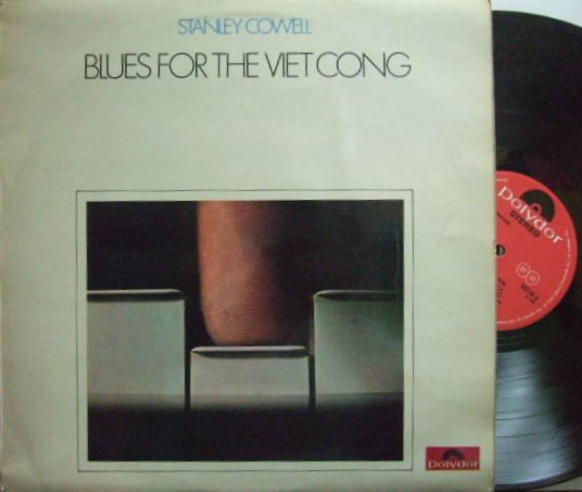 【米Polydor】Stanley Cowell/Blues For The Viet Cong