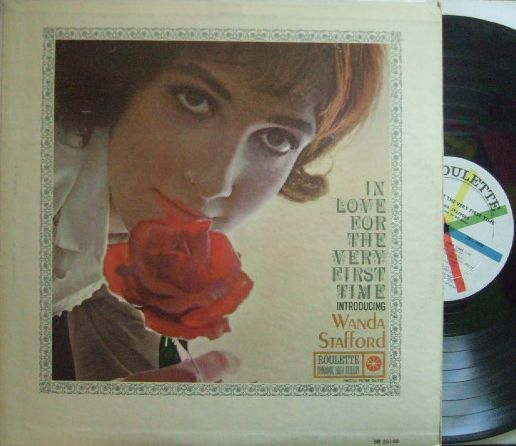 【米Roulette mono】Wanda Stafford/In Love For The Very First Time (Bill Evans)