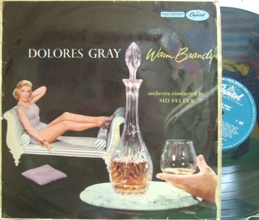 【米Capitol mono】Dolores Gray/Warm Brandy