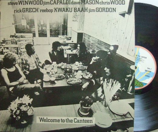 【英Island】Traffic/Welcome To The Canteen