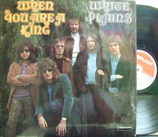 【英Deram】White Plains/When You Are A King