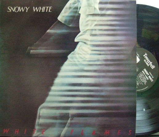 【英Towerbell】Snowy White/White Flame (with Kuma Harada, Richard Bailey)