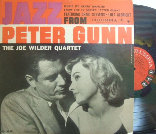 【米Columbia mono】Joe Wilder/Jazz From Peter Gunn (Hank Jones, etc)