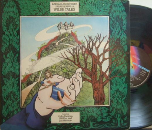 【英MCA】Barbara Thompson's Paraphernalia/Wilde Tales (Jon Hiseman, etc)