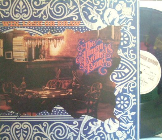 【英Capricorn】The Allman Brothers Band/Win, Lose Or Draw