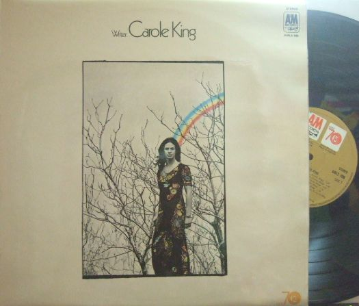 【英A&M/Ode】Carole King/Writer (James Taylor, Danny Kooch, etc)