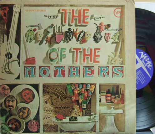 【米Verve】Mothers of Invention/The xxxx of the Mothers