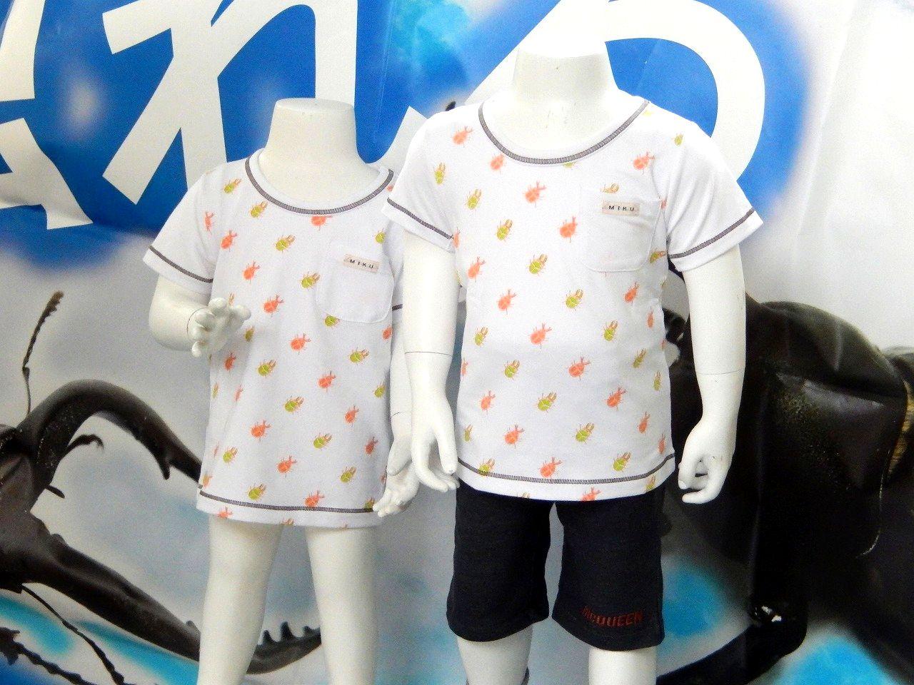 ミクシャツ 90size・100size あります。@1,200円