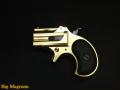 xカート ミニミニデリンジャー ゴールド 6mmbb 鉛メッキ弾頭