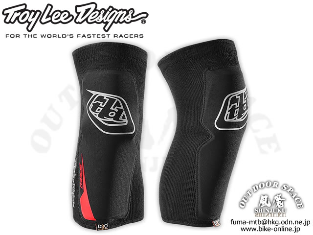 Troy Lee Designs [ Speed Knee Sleeve Guards ] D3O プロテクター 【風魔新宿】